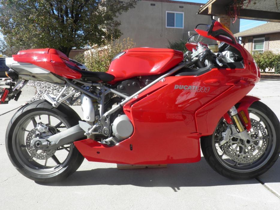 2003 Ducati Testatretta 999R
