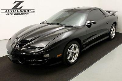 Pontiac : Firebird Trans Am 2000 pontiac firebird trans am hurst chrome wheels t tops monsoon