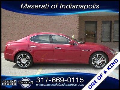 Maserati : Other Base Sedan 4-Door 2015 maserati ghibli