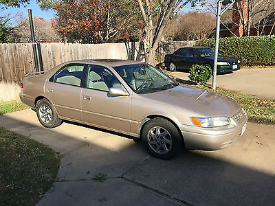 Toyota : Camry LE 1999 toyota camry le sedan 4 door 3.0 l