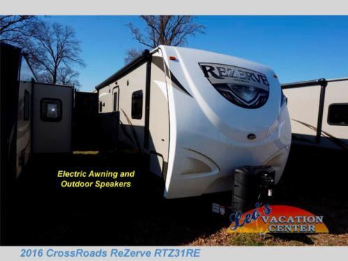 New 2015 CrossRoads RV ReZerve RTZ31RE