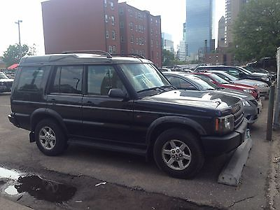 Land Rover : Discovery S Sport Utility 4-Door 2003 land rover discovery in excellent condition