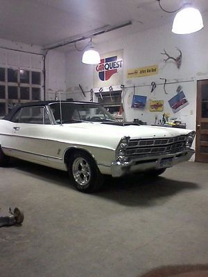 Ford : Galaxie Base 1967 ford galaxie 500 base 6.4 l