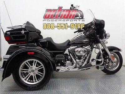 Harley-Davidson : Touring 2009 harley davidson triglide ultra classic trike touring financing shipping