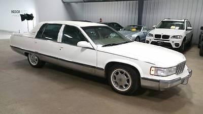 Cadillac : Fleetwood Brougham 1996 cadillac fleetwood brougham