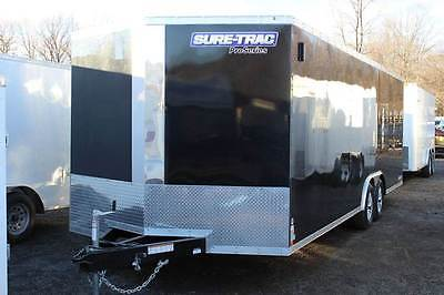 2016 Sure-Trac 8.5x24 Pro Series Wedge Car Hauler