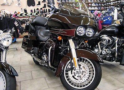 Harley-Davidson : Touring Harley-Davidson Touring FLTRU Road Glide Ultra 103 pc 1688cc 2011 Motorcycle