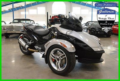 Other Makes : Spyder Roadster RS ROTAX 990cc 2008 rotax 990 cc used manual rear wheel drive
