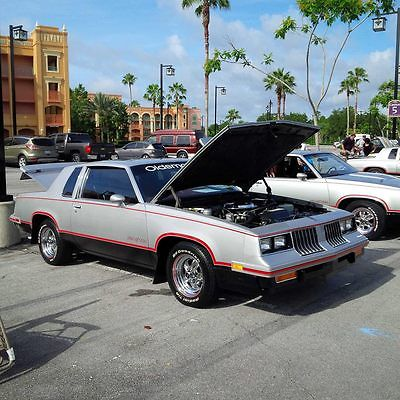 Oldsmobile : 442 1984 hurst olds