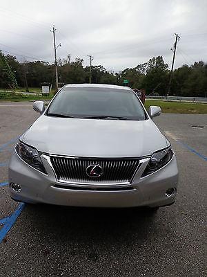 Lexus : RX RX450H 2010 lexus rx 450 h base sport utility 4 door 3.5 l
