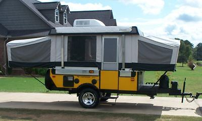 Fleetwood Evolution E1 Pop Up Camper Rvs For Sale