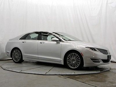 Lincoln : MKZ/Zephyr AWD AWD 3.7L Lthr Htd Seats Pwr Moonroof Sync 5K Must See and Drive Save