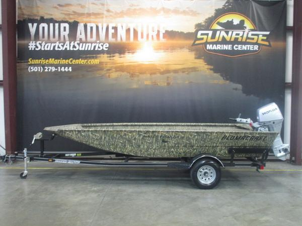 2014 Alumacraft Waterfowler 16