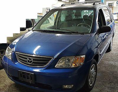 Mazda : MPV LX 01 mazda mpv