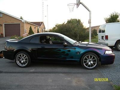 Ford : Mustang coupe 2004 ford mustang cobra