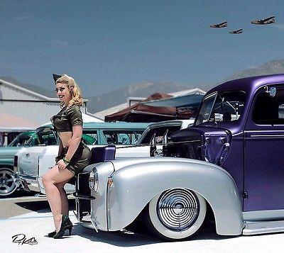 Ford : Other pickup 1947 ford truck kool rockabilly restomod hot rod street rod no rat here