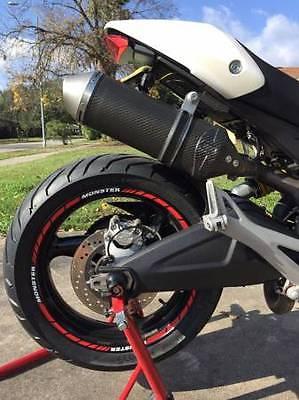 Ducati : Monster 2010 ducati monster 696
