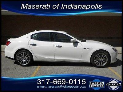 Maserati : Other S Q4 Sedan 4-Door 2015 maserati ghibli s q 4