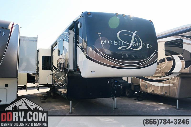 2005 DOUBLE TREE RV Mobile Suites 38RL3