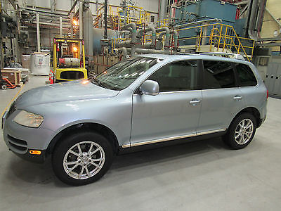 Volkswagen : Touareg V8 Sport Utility 4-Door 2005 vw touareg v 8 air suspension nav cold weather package mint loaded