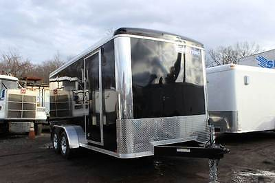 2016 Sure-Trac 7x16 Pro Series Enclosed Cargo Trailer