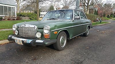 Mercedes-Benz : 200-Series 280 1975 mercedes 280