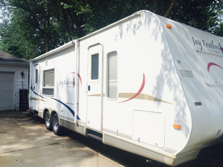 2005 Jayco Jay Feather 25Z