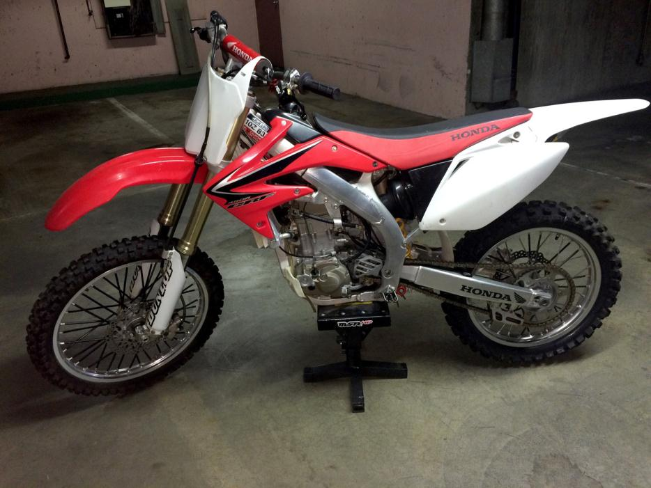 honda crf 450r motorcycles for sale in los angeles california. Black Bedroom Furniture Sets. Home Design Ideas