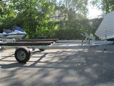 2013 Karavan Trailers Inc Watercraft Trailer -