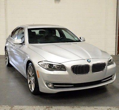 BMW : 5-Series 535i 2012 bmw 535 i