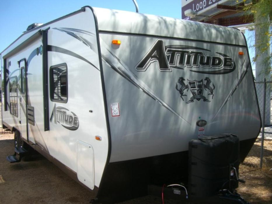 2016 Eclipse Rv Attitude 23FB