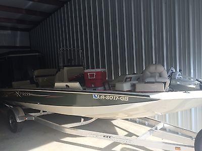 2014 H20B Express Boat