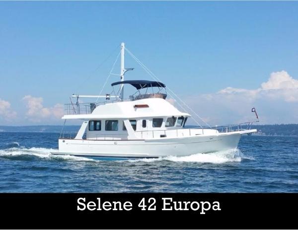 2015 Selene 42 Europa Ocean Trawler