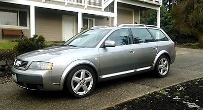 Audi : Allroad WAGON Audi Allroad Excellent Conditon Excellent Winter and Snow Vehicle