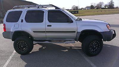 Nissan : Xterra SE 2001 nissan xterra se silver