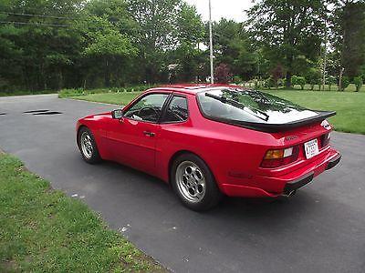 Porsche : 944 951 1986 porsche 944 turbo