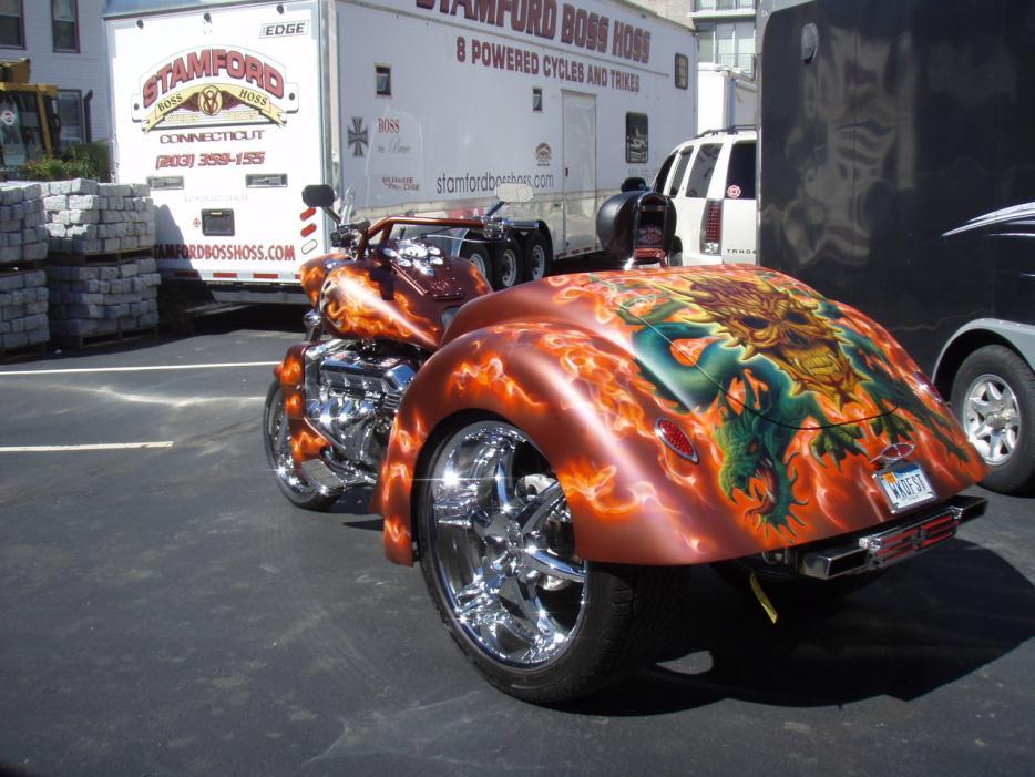2007 Harley-Davidson VRSCAW - V-Rod