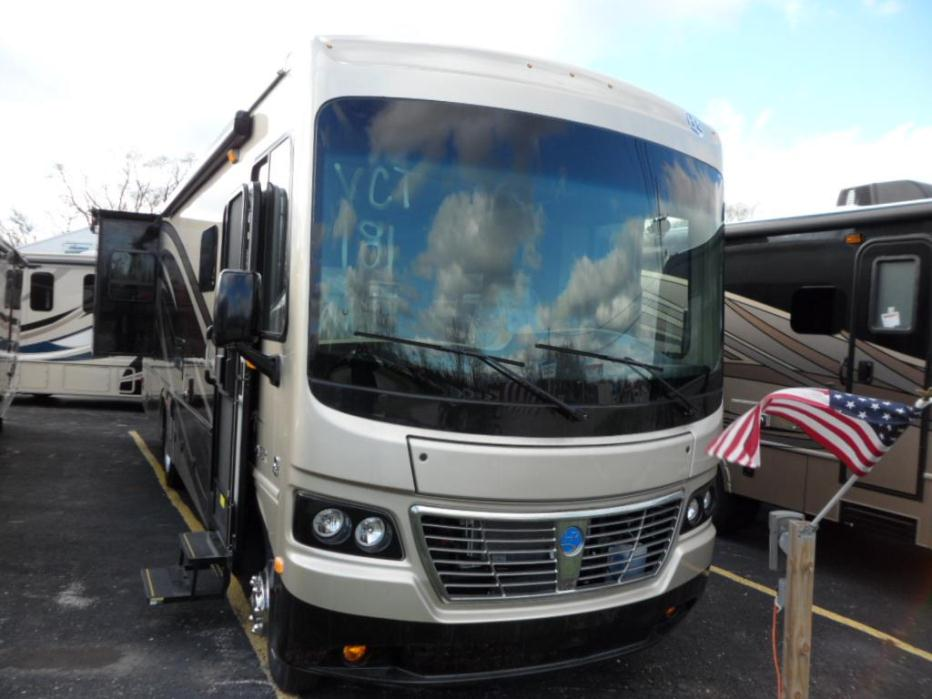 2016 Holiday Rambler Vacationer 35 DK