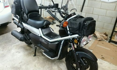 Honda : Other 2006 honda big ruckus ps 250 scooter 3600 miles stock never dropped ec