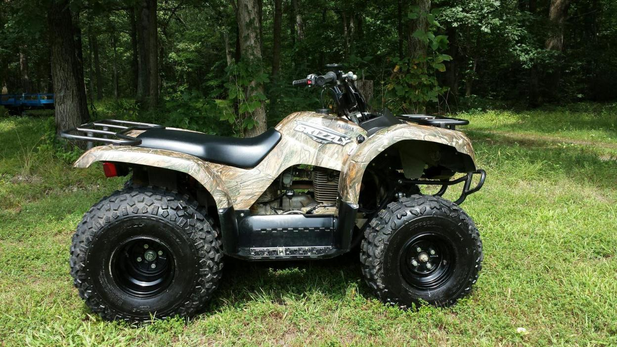 Grizzly 125 atv motorcycles for sale for Yamaha atv 125