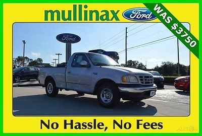 Ford : F-150 Work Series 2000 work series used 4.2 l v 6 12 v automatic rwd