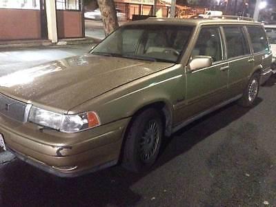 Volvo : 960 Base Wagon 4-Door 1996 volvo 960 base wagon 4 door 2.9 l
