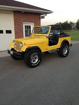1979 Jeep Cj7 Cars For Sale