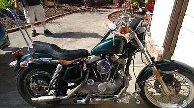Harley-Davidson : Sportster Harley-Davidson Sportster XLH 1000cc