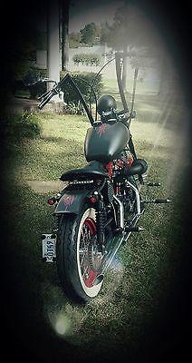 Custom Built Motorcycles : Bobber Harley Davidson Custom