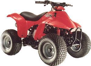 2005 E-Ton Viper 70 (RXL-70)