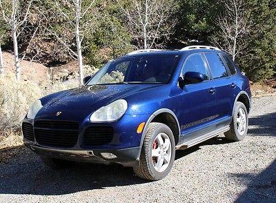 Porsche : Cayenne 2005 cayenne turbo