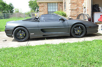 ferrari 355 cars for sale in texas. Black Bedroom Furniture Sets. Home Design Ideas
