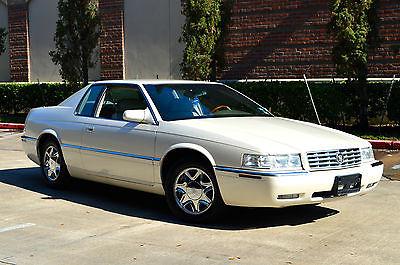 Cadillac : Eldorado ESC 2dr Coupe 2002 cadillac eldorado
