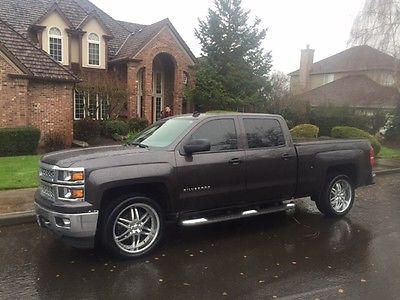 Chevrolet : Other Pickups 2014 chevrolet silverado 1500 lx 4 x 4